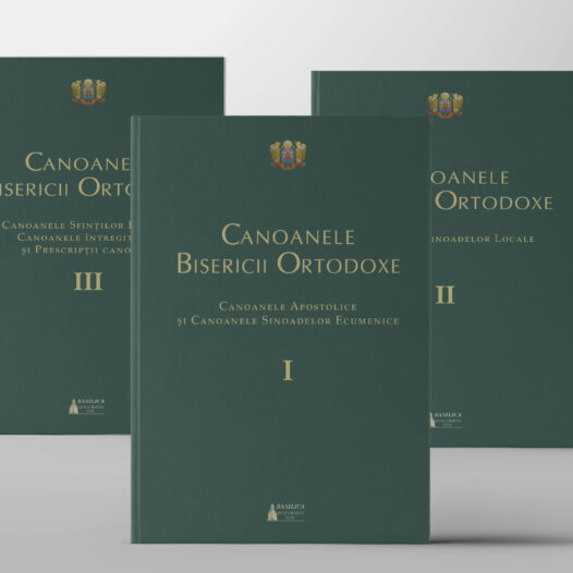 Translation of the Canons of the Orthodox Church